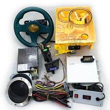 31 в 1 гоночный автомобиль машина пожарная машина видео игровая доска с рулевым колесом полный комплект для DIY аркадная детская игровая машина