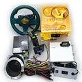 31 in 1 racing auto maschine FEUER AUTO video spiel board mit lenkrad full kit für DIY Arcade Kinder der Spiel Maschine