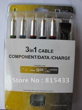 USB Component Data Cable Charger  Cable for PSP Go System