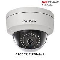 In Stock Hikvision English Version DS 2CD2142FWD IWS 4MP CCTV Camera 120dB P2P IP Camera POE