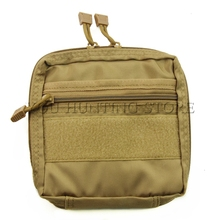 Hunting Military MOLLE First Aid Kit Survival Gear Bag Tacti