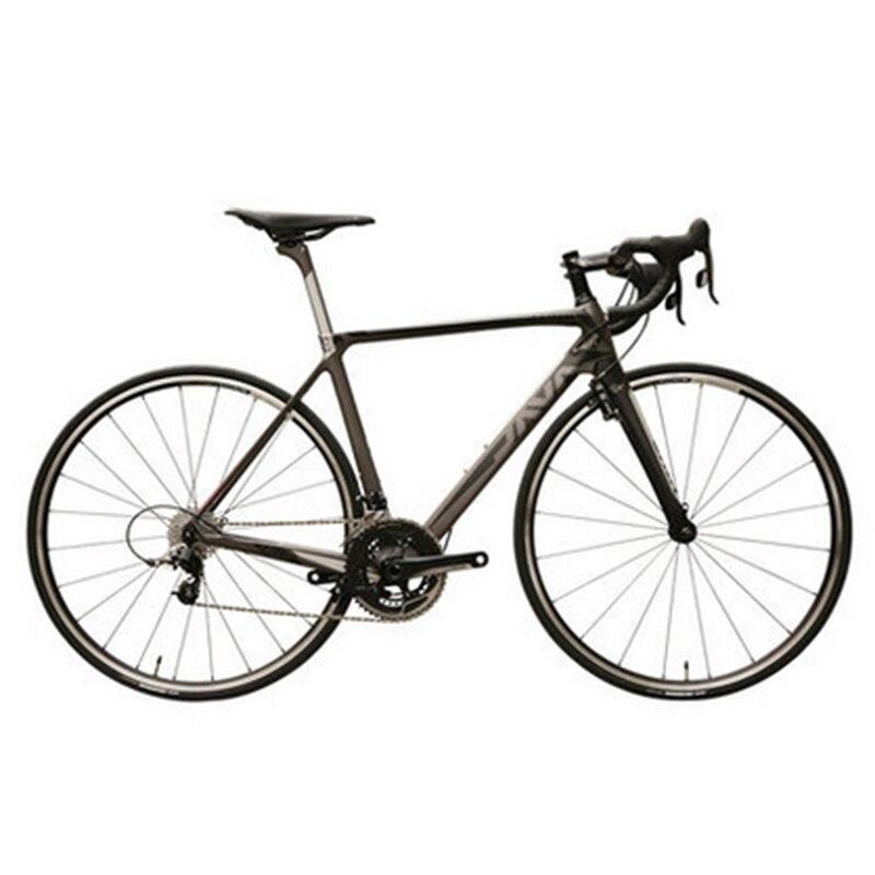 Новейший Высокоуглеродистая сталь Материал изогнутый руль велосипед для взрослых путешествия горный велосипед городской Досуг велосипед