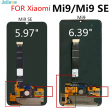 6.39 AMOLED Original LCD For xiaomi Mi 9 MI9 SE Display Digitizer Assembly Touch Screen Replacement for Xiaomi