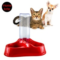 Pet Dog Cat Puppy Automatic Water Dispenser Fountain Dish Feeder Bowl Bottle 1 2L PP044