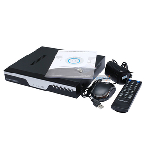 Image 5 - סופר AHD DVR 1080P וידאו מקליט אנלוגי BNC טלוויזיה במעגל סגור מצלמה עם מעורר אודיו Onvif רשת NVR מעקב וידאו מקליט