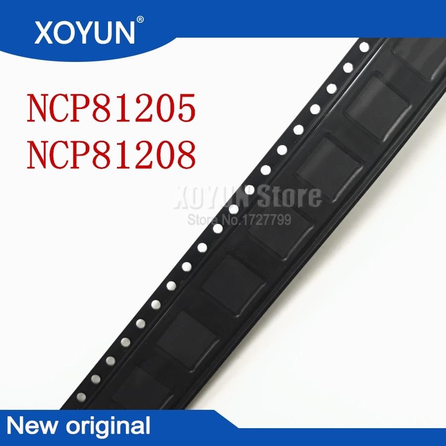 5pcs 100%New NCP81205 NCP81208 QFN