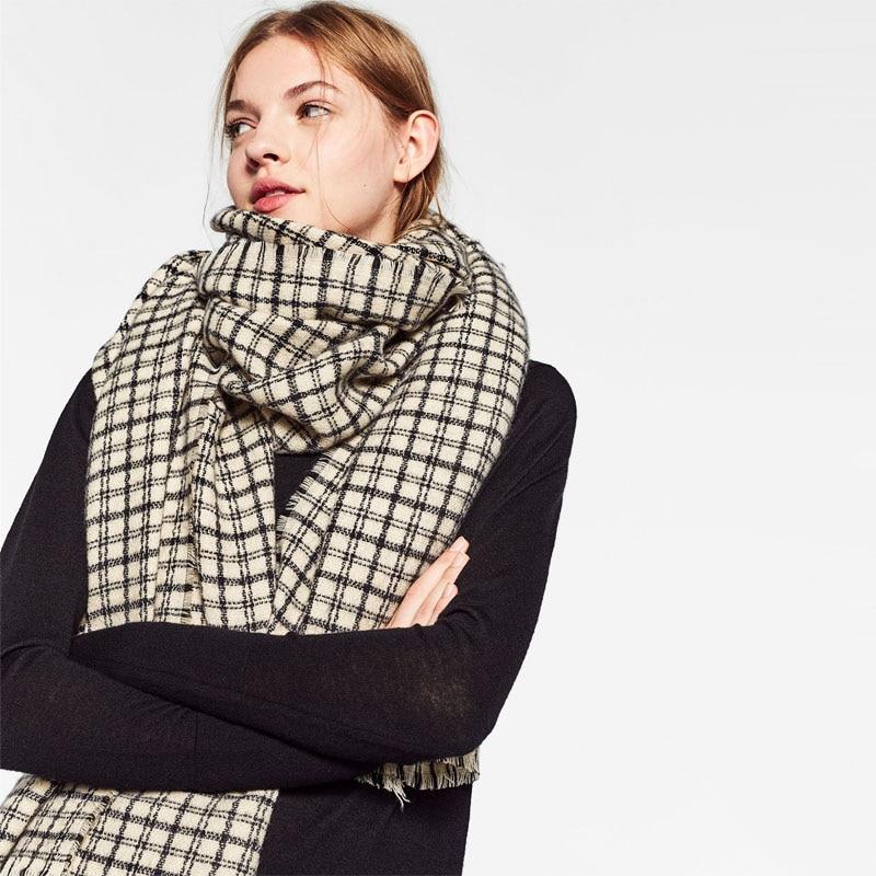 Շքեղ բրենդ Kallove շարֆ ՝ ձմեռային Շարֆեր - Հագուստի պարագաներ - Լուսանկար 1