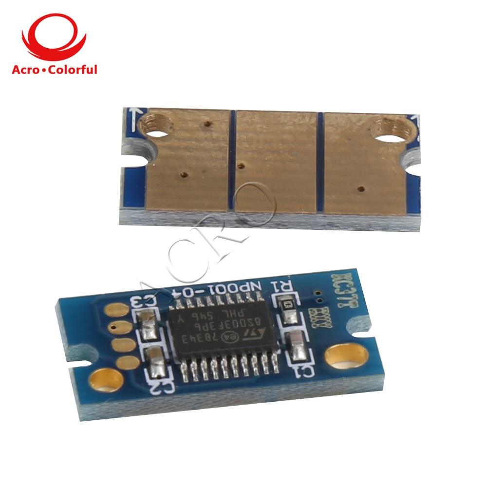 3K Smart Laser Printer Toner Reset Chip Compatible For Minolta Magicolor 3730/Color toner chip