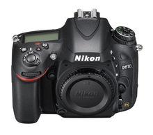 Nikon D610 DSLR Camera FX-Format -24.3 MP -1080P Video 3.2″ LCD (Body Only)
