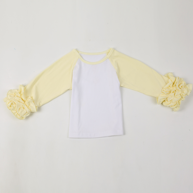 Girls-Monogram-Ruffle-Sleeve-Raglan-Shirts-Multiple-Colors-Monogramable-raglans-Toddler-girls-icing-shirts-Christmas-icing-tops-1