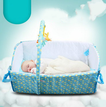 Baby bed with baby bed  for easy access to bed bed