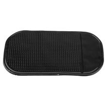 Car Anti-Slip Mat Pad for Mobile Phone mp3 mp4 Pad GPS For Nissan Tidda Livida X-Trail Qashqai Teana March