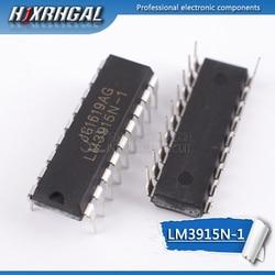 5pcs LM3915N-1 DIP18 LM3915-1 DIP LM3915N LM3915