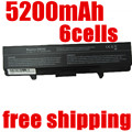 Laptop battery For DELL INSPIRON 1525 1526 1545 1440 1750 HP297 GW240 RN873 312-0626 312-0634 C601H D608H GW240 XR693 M911G