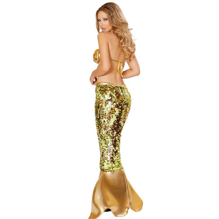 Girl mermaid costume sex