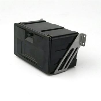 93mm Metal Simulation Tool Box for 1/14 DIY TAMIYA RC MAN Truck DIY Tractor Model Car Dumper RC Car Parts Accessories