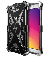Original Simon THOR IRONMAN Shockproof Outdoor Metal Back Cover Aluminium Frame Anti Knock Case For OPPO
