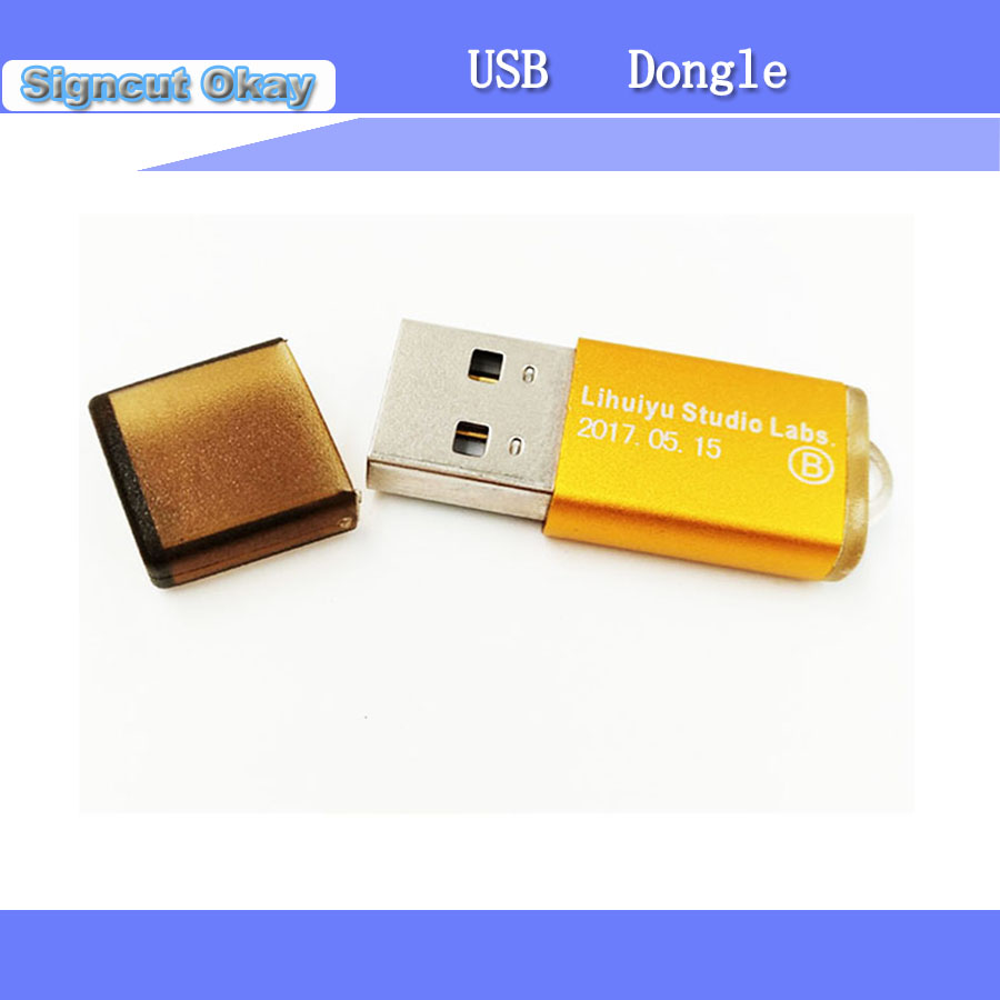USB Dongle key support corellaser with laser engraver machine for Laser draw software free shipping image