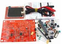 1Sets High Quality DS0138 DSO138 Digital Oscilloscope DIY Kit Probe Unsoldered Flux Workshop STM32 200khz NO