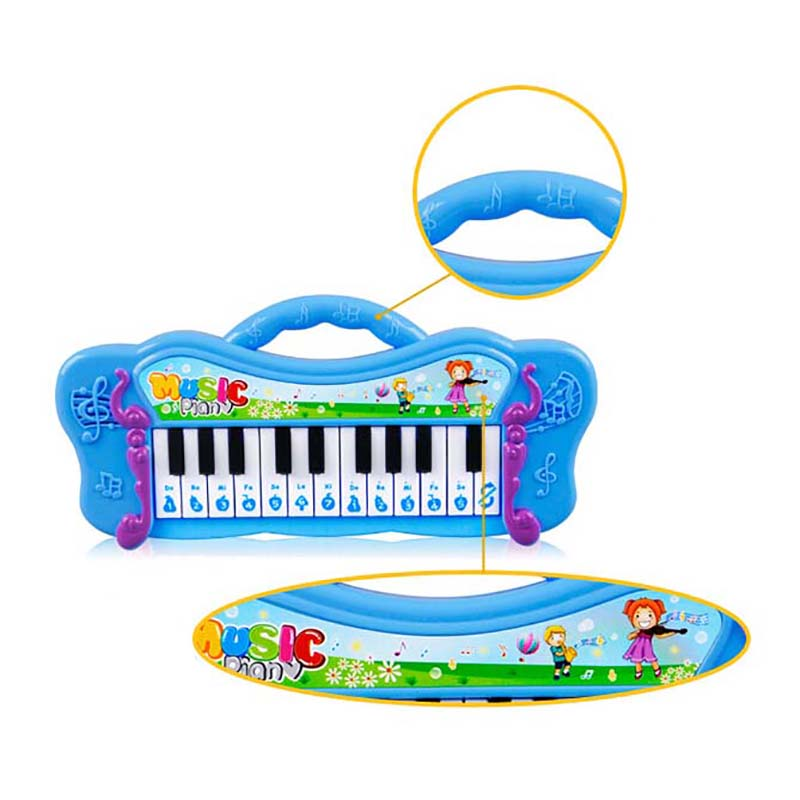 Musical Toys Piano Electronic Keyboard Music Development Educational Baby Toddler Kids Toys Toys For Children