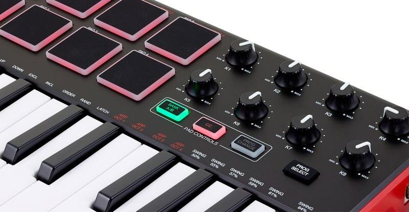 D'origine MPK mini Mk2 Version Normale Plaisir Musical Instrument jouet sonore - 6