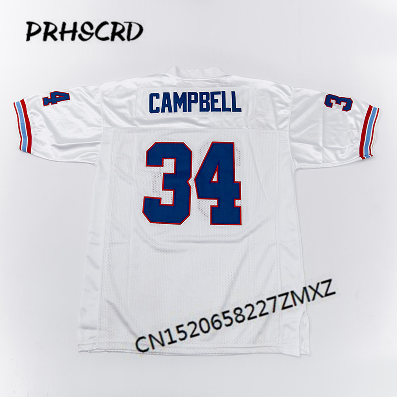 official photos 94879 2a3b3 Retro star #34 Thurman Thomas Embroidered Throwback Football ...