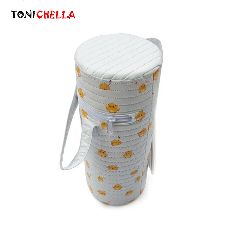 Baby Insulation Bag Lovely Feeding Milk Bottle Thermal Cover Hot Sale Baby Breast Milk Mummy Travel Food Bottle Cover BB5037