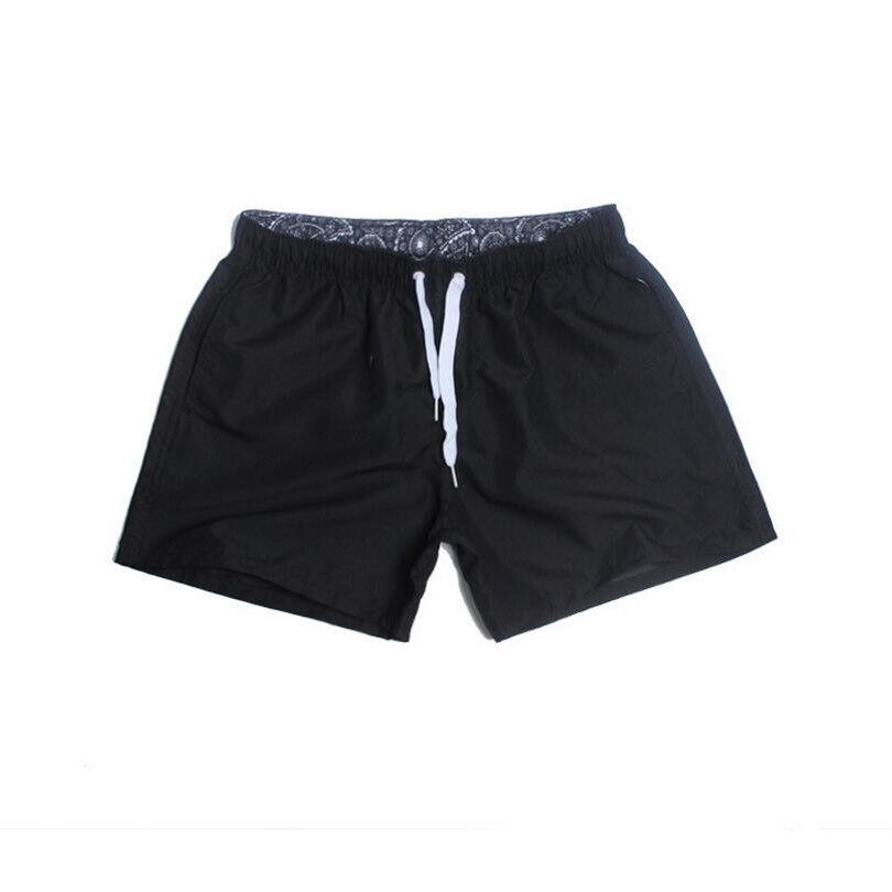 Swimming-Shorts Briefs Boxer Bathing Beach-Wear Surf Summer Pocket Men for Swimwear Man