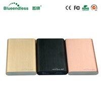 320GB 500GB 750GB 1TB 2TB Aluminum Sata USB 3 0 Hard Drive Hard Disk HDD Enclosure