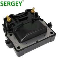 SERGEY Quality Products Ignition Coil Pack 9091902164 90919 02164 90919-02164 For TOYOTA CELICA COROLLA 1988-1996 1.6L 1.8L 4Cyl
