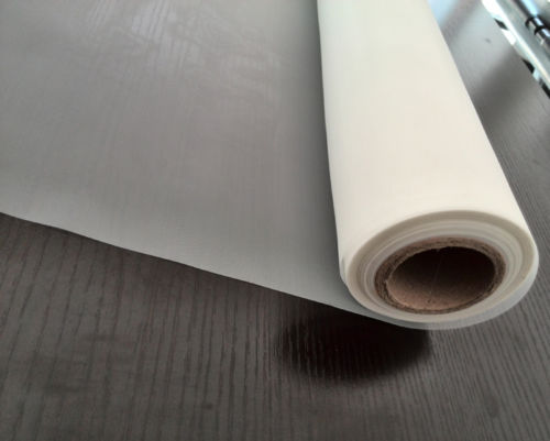 Free shipping 25 meters discount 48T 120M polyester silk screen printing mesh 48T 127CM width