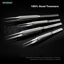 MECHANIC Original Flying fingerprint Forceps Industrial Medical Microscopic Tweezers Fly Line Forcep BGA Maintenance Tools