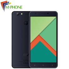 Original ELEPHONE C1X MTK6737 Móvil 4G LTE 5.5 pulgadas Android 6.0 2 GB RAM 16 GB ROM de la Huella Digital Dual Sim Teléfono Inteligente