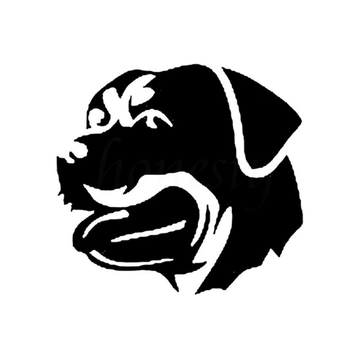 Popular rottweiler decal buy cheap rottweiler decal lots for Vinyl window designs ltd complaints