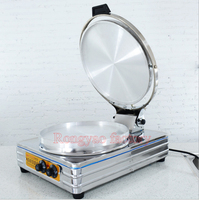 Electric baking pan Pancake machine Business desktop Cake pancake bake pie oven Thousand layer bread machine