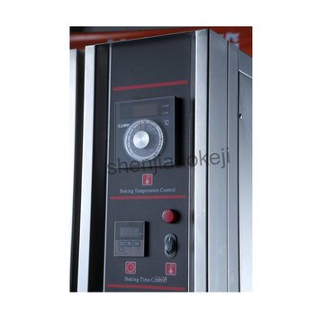 Commercial electric oven Hot air circulation oven  380V 6500w bakery bread machine baking oven bread cake West Point equipment 2