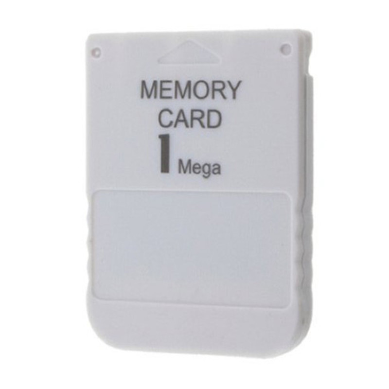 XIBERIA Global Flagship Store Newest !! Special Offer White 1MB 1M Memory Save Saver Card For Sony Performance For Playstation One For PS1 PSX Game System