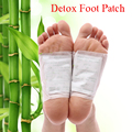 50pcs/lot Kinoki Detox Foot Pad Patch Massage Relaxation Pain Relief Stress Tens Help Sleep Bamboo Body Neck Feet Care Tool C032