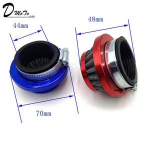 Image 3 - Pocket bike 47cc 49cc carburador, motor carb com filtro de ar 2 tempos para mini quad atv dirt bike minimoto