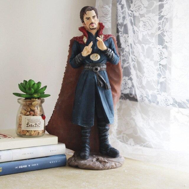 1 pcs Grande 32 cm Vingadores Infinito Guerra Dr Doutor Estranho Modle Toy Action Figure Superhero PVC Boneca Para As Crianças Presentes dos miúdos