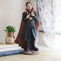 1pcs Big 32cm Avengers Infinity War Dr Doctor Strange Action Figure Toy Superhero PVC Modle Doll For Children Kids Gifts