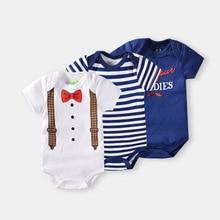Bodysuit For Baby Girl Boy Summer Onesie Funny 2019 Children 9 Months Cotton First Birthday Outfit Clothes Body Kid