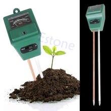 1PC 3in1 Plant Flowers Soil PH Tester Moisture Light Meter PY PY