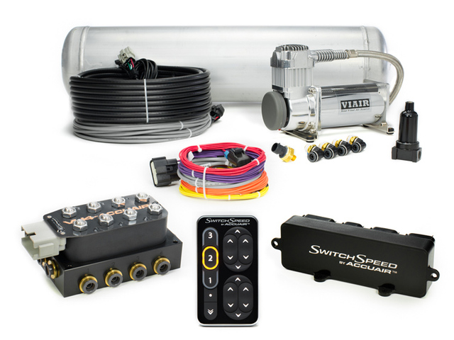 Accuair interruptor de velocidad del aire suspension system ee.uu. original E-LEVEL sensor de altura sistema neumático