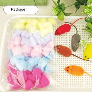 Colorful Small Animals Toys fo