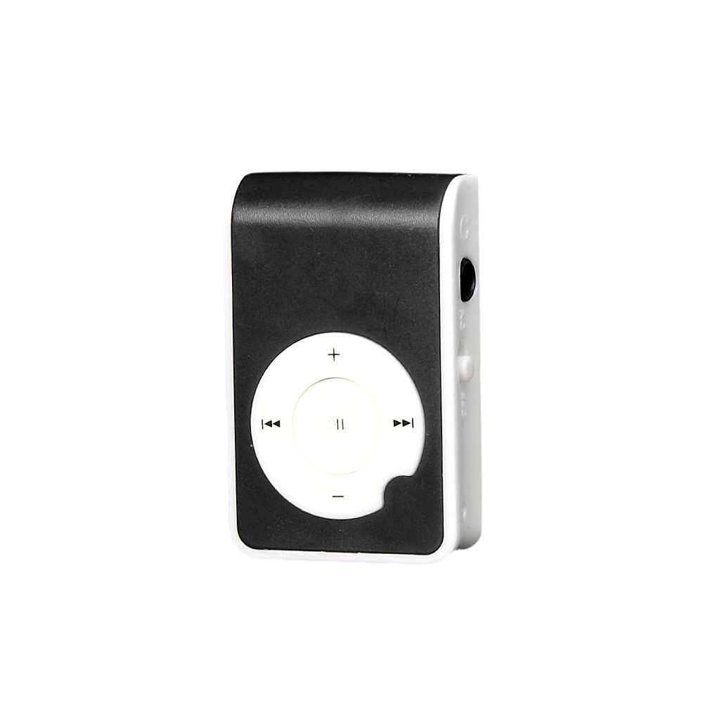 HIPERDEAL Mini Clip Metal USB MP3 Player Support Micro SD TF Card Music Media Dropship #38