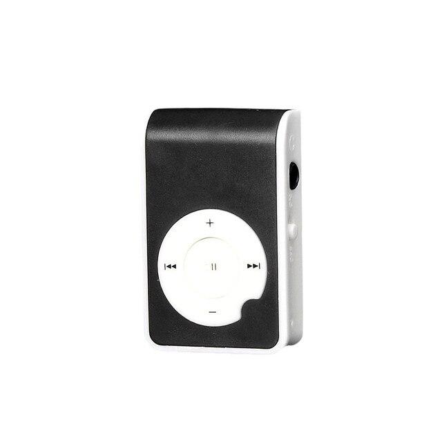 HIPERDEAL ミニクリップメタル Usb MP3 プレーヤーサポートマイクロ SD TF カード音楽メディアドロップシップ #38