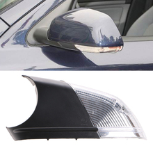Car-Styling Right Or Left Car LED Mirror Indicator Turn Signal Light For Polo Skoda Octavia