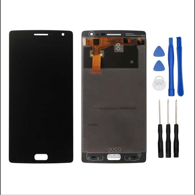 Black For OnePlus 2 OnePlus 1+ 2 One A2001 A2003 A2005 LCD Display ...