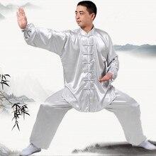 Kung Fu uniforms Long sleeve Tai
